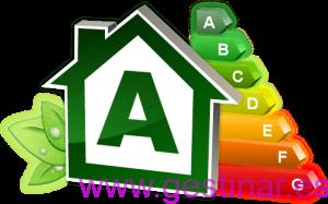 Certificado energetico economico