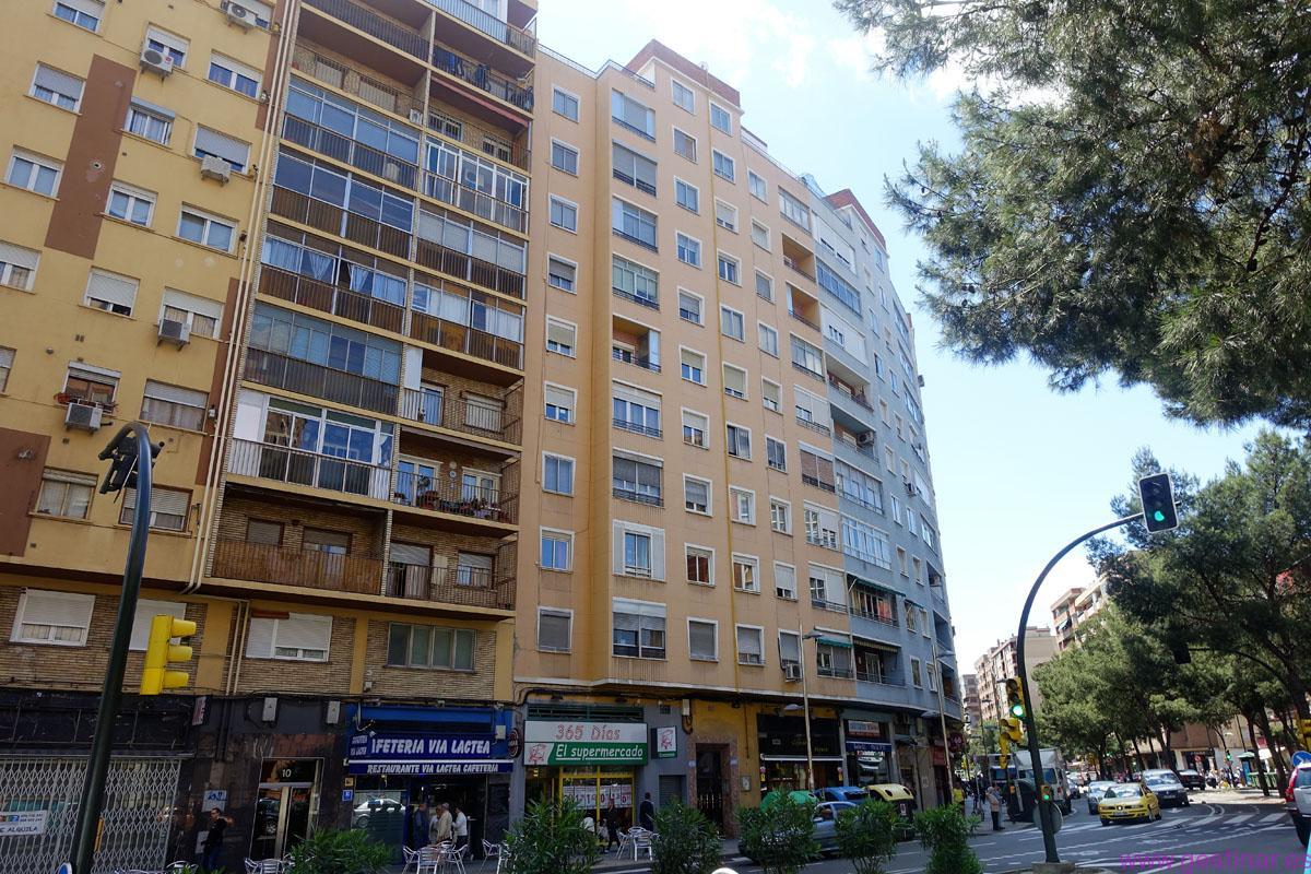 Piso en calle rioja delicias gestinargestinar for Pisos en delicias madrid