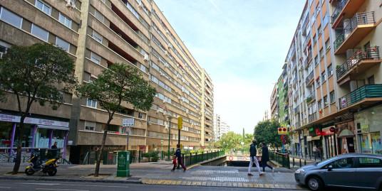 Piso en Parque Roma – Calle Santander
