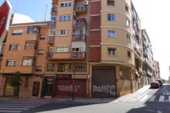 Calle Lugo – Avda. América – Torrero