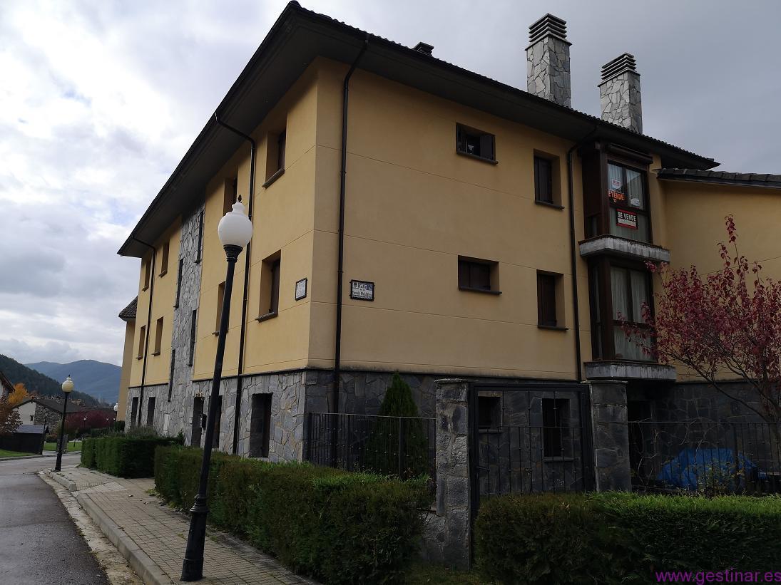 Villanúa – Jaca. Estupendo apartamento